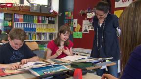 Video «Teilsieg für die Aargauer Lehrerinnen» abspielen