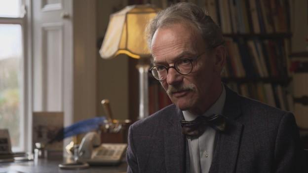 SRF-Korrespondent Martin Alioth