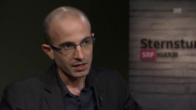 Video «Yuval Harari: Ein Historiker erzählt die Geschichte von morgen» abspielen