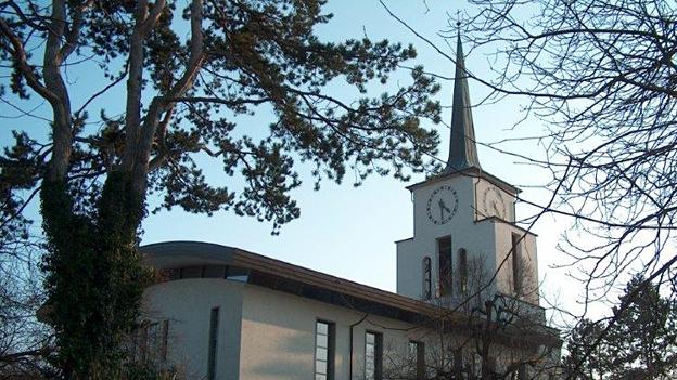 Glockengeläut der reformierten Kirche in Lyss