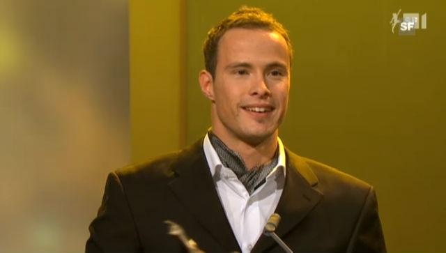 «Sports Awards»: Behindertensportler des Jahres Marcel Hug
