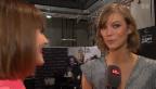 Video «Karlie Kloss - ein Engel in der ersten Reihe» abspielen