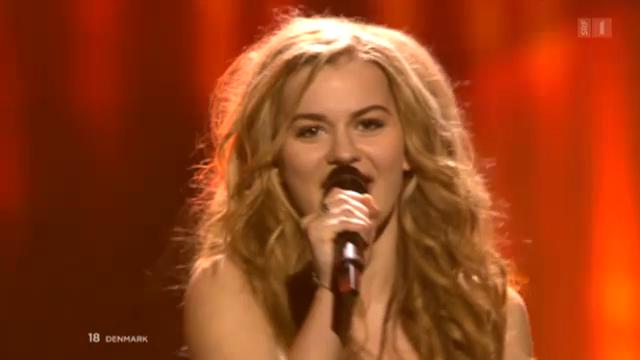 Dänemark gewinnt den Eurovision Song Contest 2013