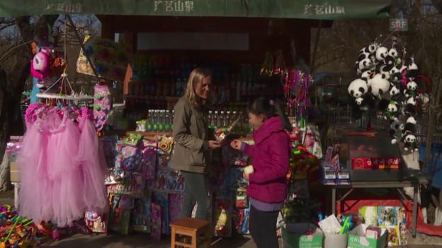 Video «Im Park von Kunming» abspielen
