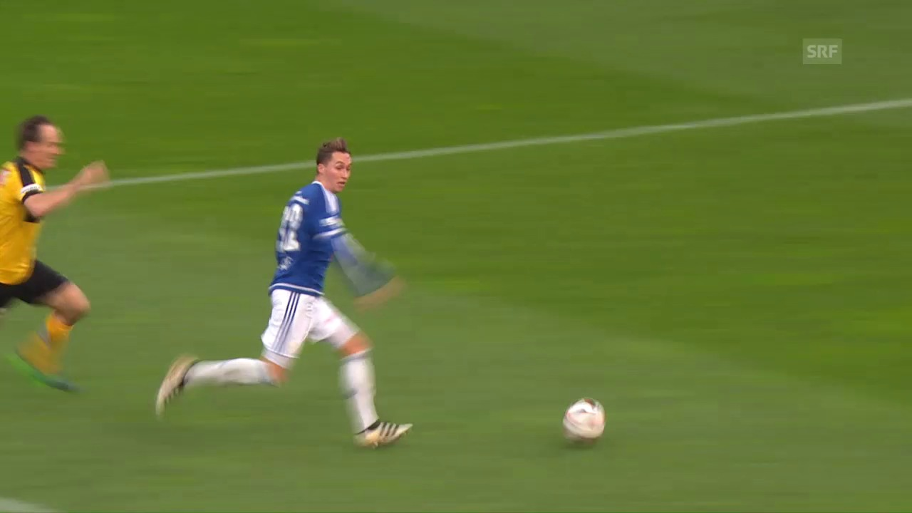 Nicolas Haas «spielte sich in den Vordergrund».