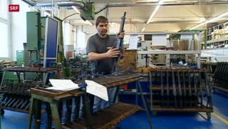Video «Parlament lockert Exportbestimmungen für Kriegsmaterial» abspielen