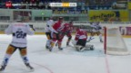 Video «Eishockey: NLA, Lakers - Zug» abspielen