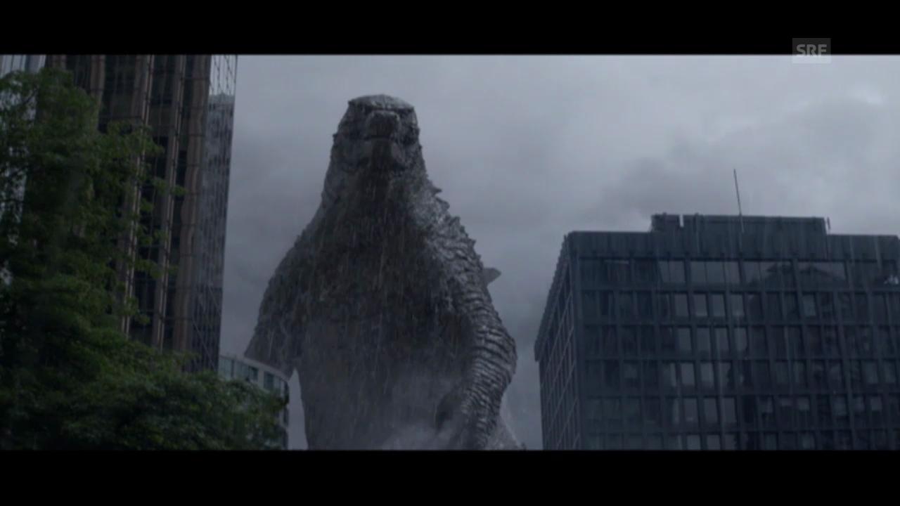 Filmkritik: «Godzilla»