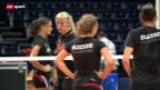 Video «Volleyball: Die Schweizerinnen vor der Heim-EM» abspielen