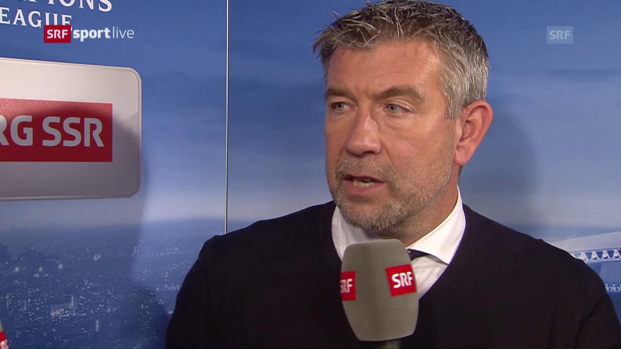 Fischer: «Wir hatten zu ängstliche Phasen»