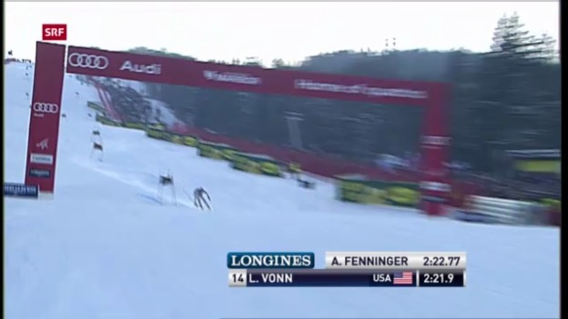 Video «Ski: Riesenslalom in Maribor («sportaktuell»)» abspielen