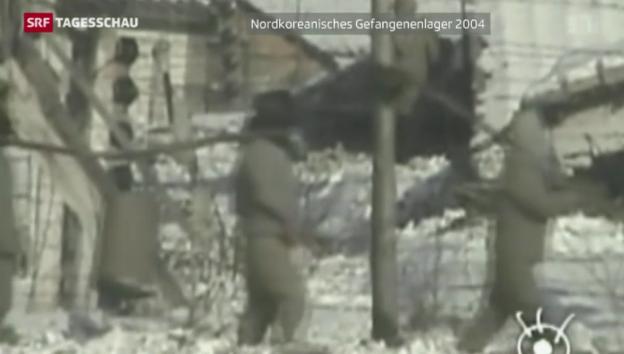 Video «Nordkorea erweitert Straflager» abspielen