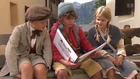 Video ««Schellen-Ursli»: Die Kindergeschichte wird verfilmt» abspielen