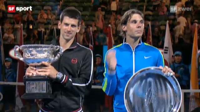 Australian Open: Final Nadal - Djokovic («sportpanorama»)