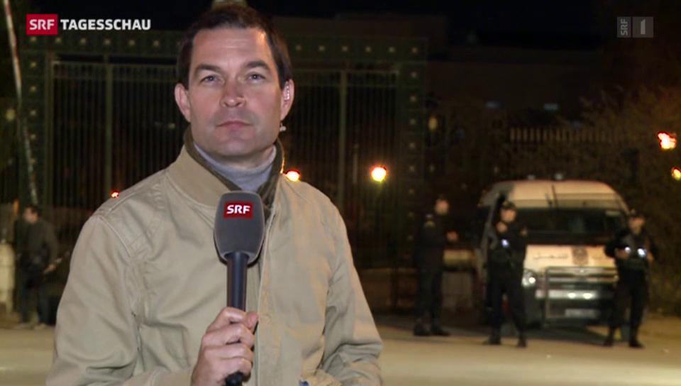 Einschätzung von Philip Zahn, SRF-Korrespondent