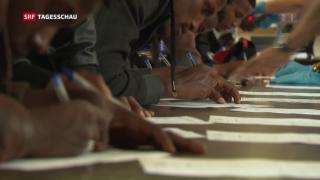 Video «Drohendes Defizit beim Bund» abspielen