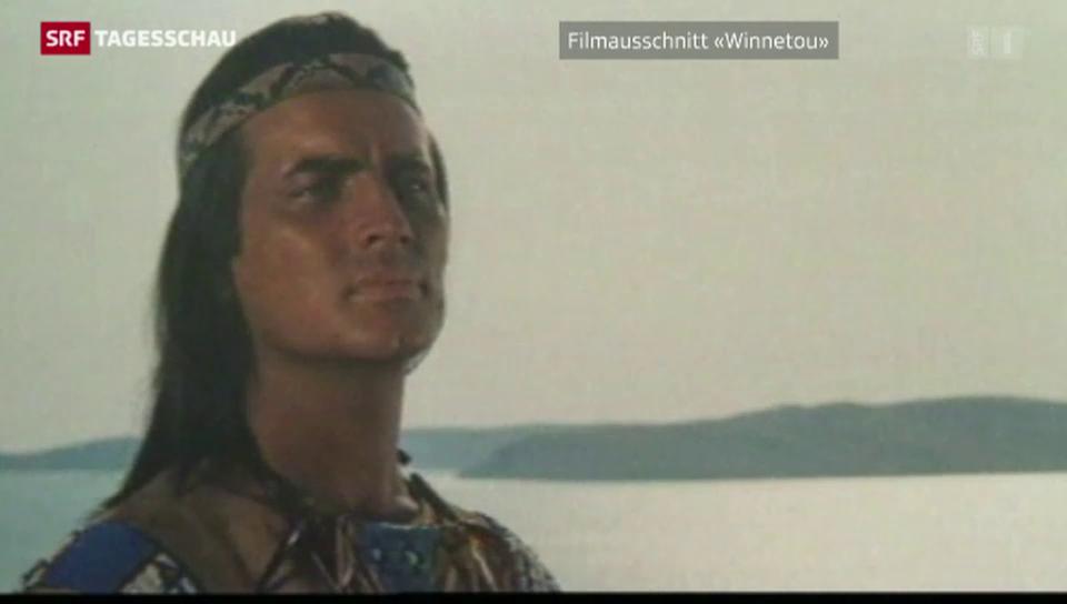 Winnetou-Darsteller ist tot