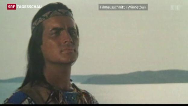 Video «Winnetou-Darsteller ist tot» abspielen