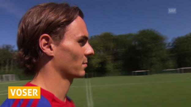 Video «Fussball: Voser wechselt zu Fulham» abspielen