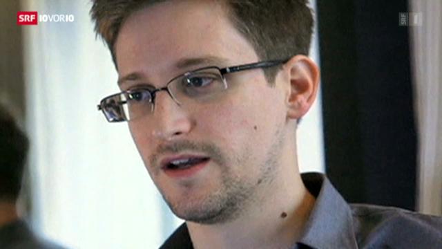 Snowden bemüht sich um Asyl