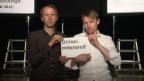 Video ««Ohne Rolf» - von stummen Witzen und schwierigen Improvisationen» abspielen