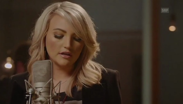 Video «Hörprobe Jamie Lynn Spears: «How Could I Want More»» abspielen