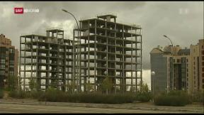 Video «FOKUS: Was bleibt nach der Finanzkrise?» abspielen