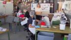 Video «Seifenrecycling für einen guten Zweck» abspielen