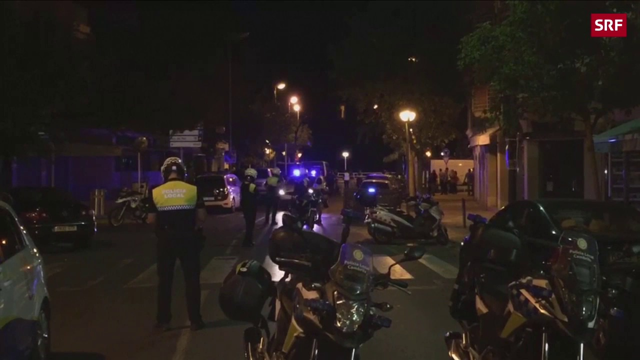 Mutmassliche Terroristen in Cambrils getötet