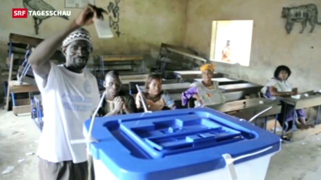 Wahlen in Mali