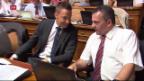 Video «Parlament diskutiert Verhüllungsverbot» abspielen