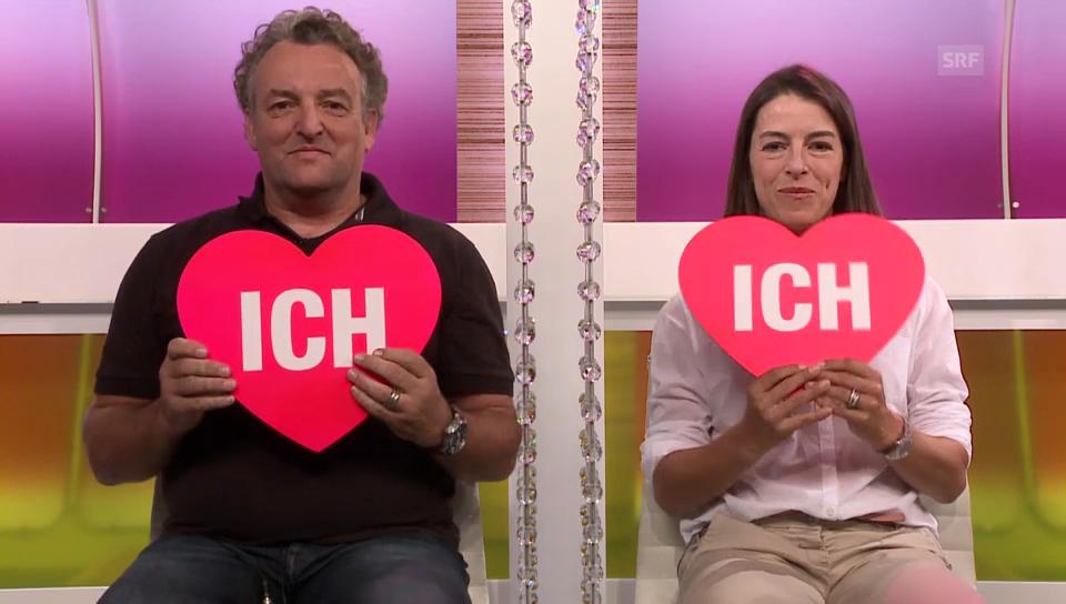 «Ich oder Du»: Marco und Christina Rima
