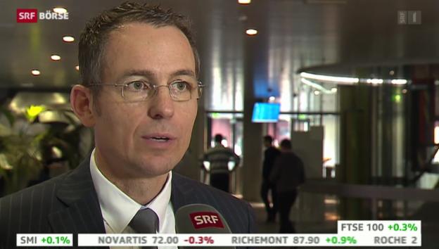 Video «SRF Börse vom 10.02.2014» abspielen