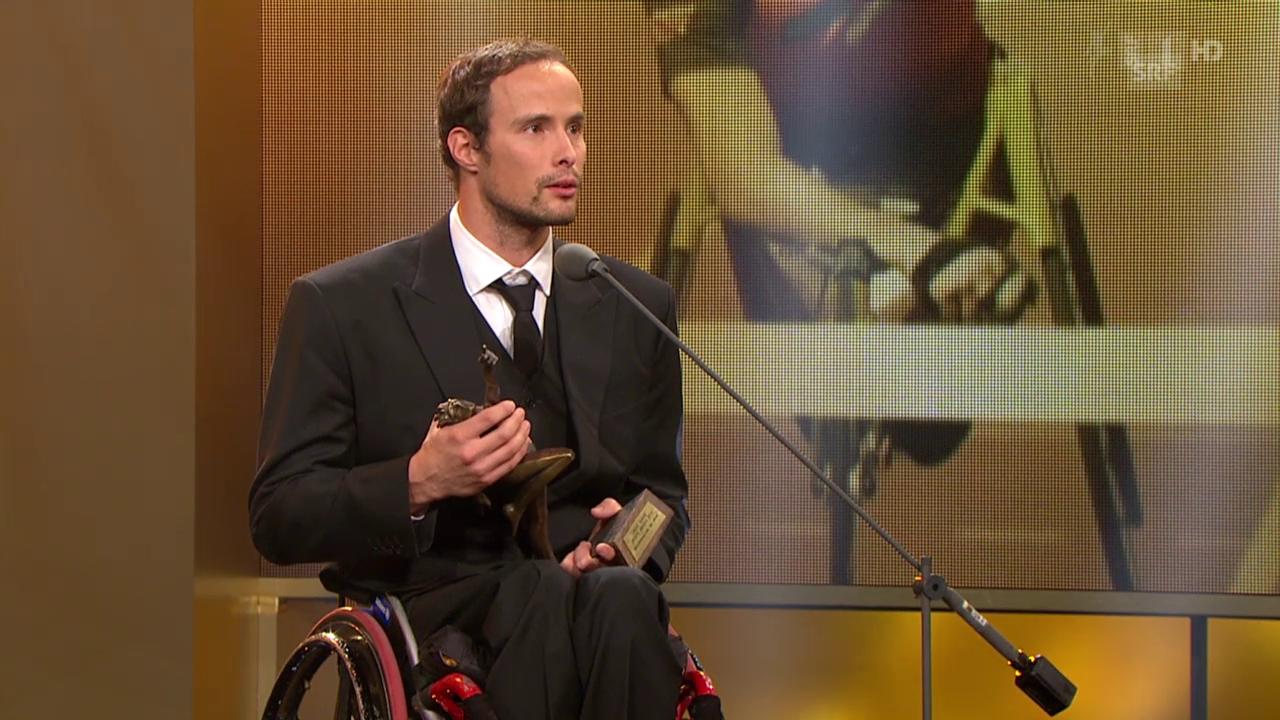 Sports Awards: Behindertensportler des Jahres