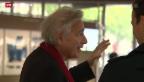 Video «Eine hohe Ehre für einen Schweizer Architekten» abspielen