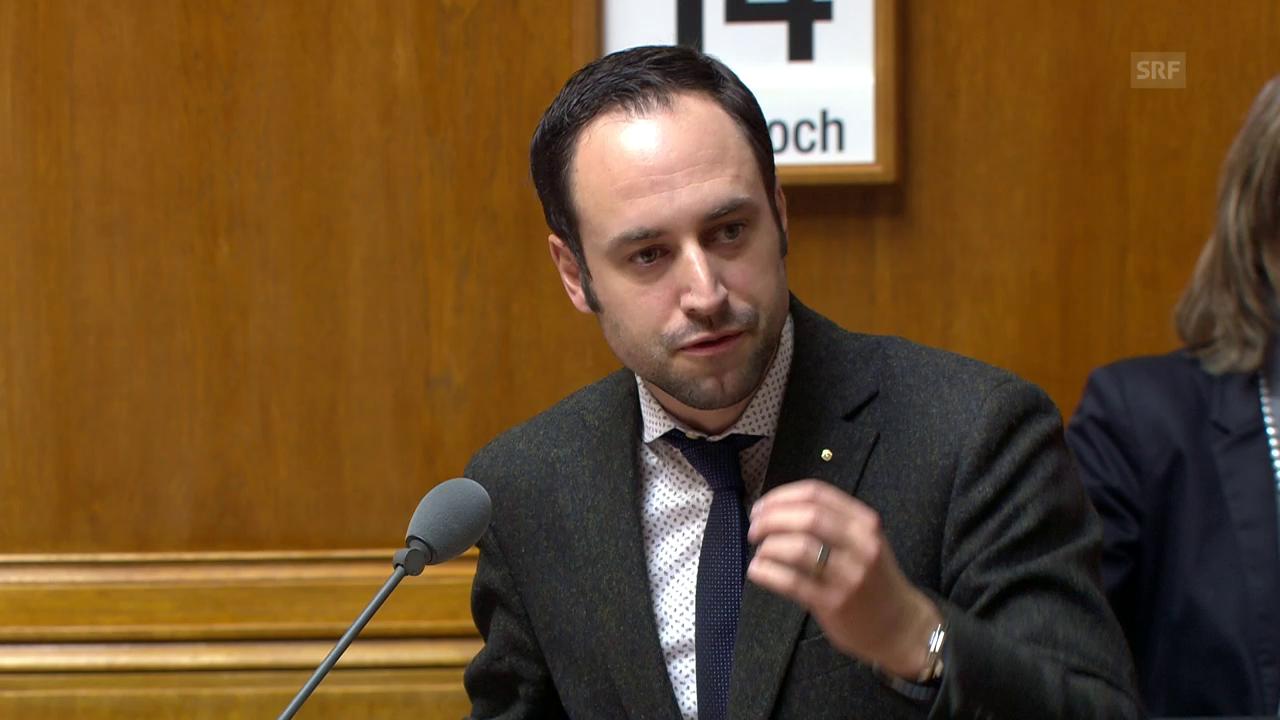 Wasserfallen kritisiert Leuthard