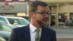 Video «Gespräch mit dem SRF-USA-Korrespondent Peter Düggeli Teil 3» abspielen