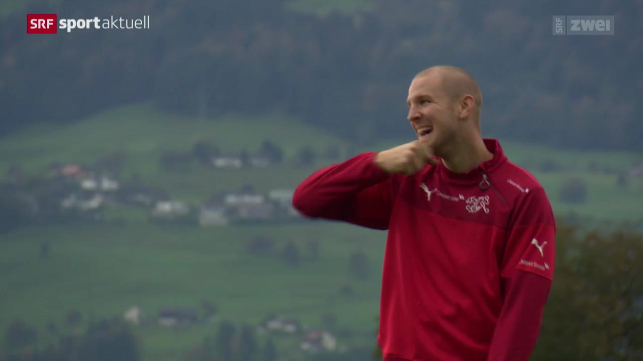 Fussball: EM-Qualifikation, Schweizer Nationalteam