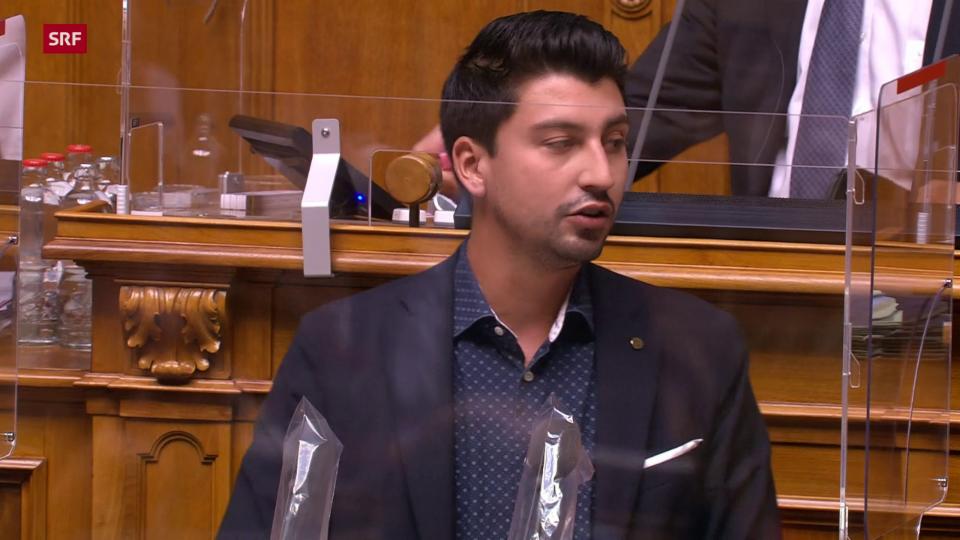 Fabian Molina (SP/ZH): «Der Bundesrat hat sich leider für die Strategie Abwarten entschieden»