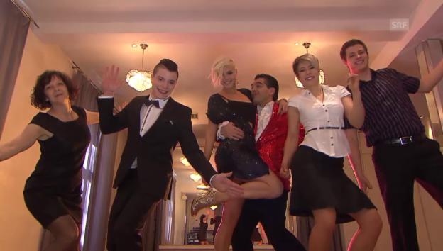 Video «Trailer «Das goldene Tanzschüeli»» abspielen