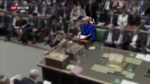 Video «FOKUS: Der Brexit-Plan ist ein Scherbenhaufen» abspielen