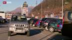 Video «Widerstand gegen Parkplatzgebühr» abspielen