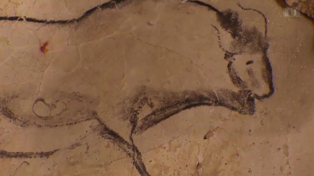 Rätselhafte Höhlenmalereien