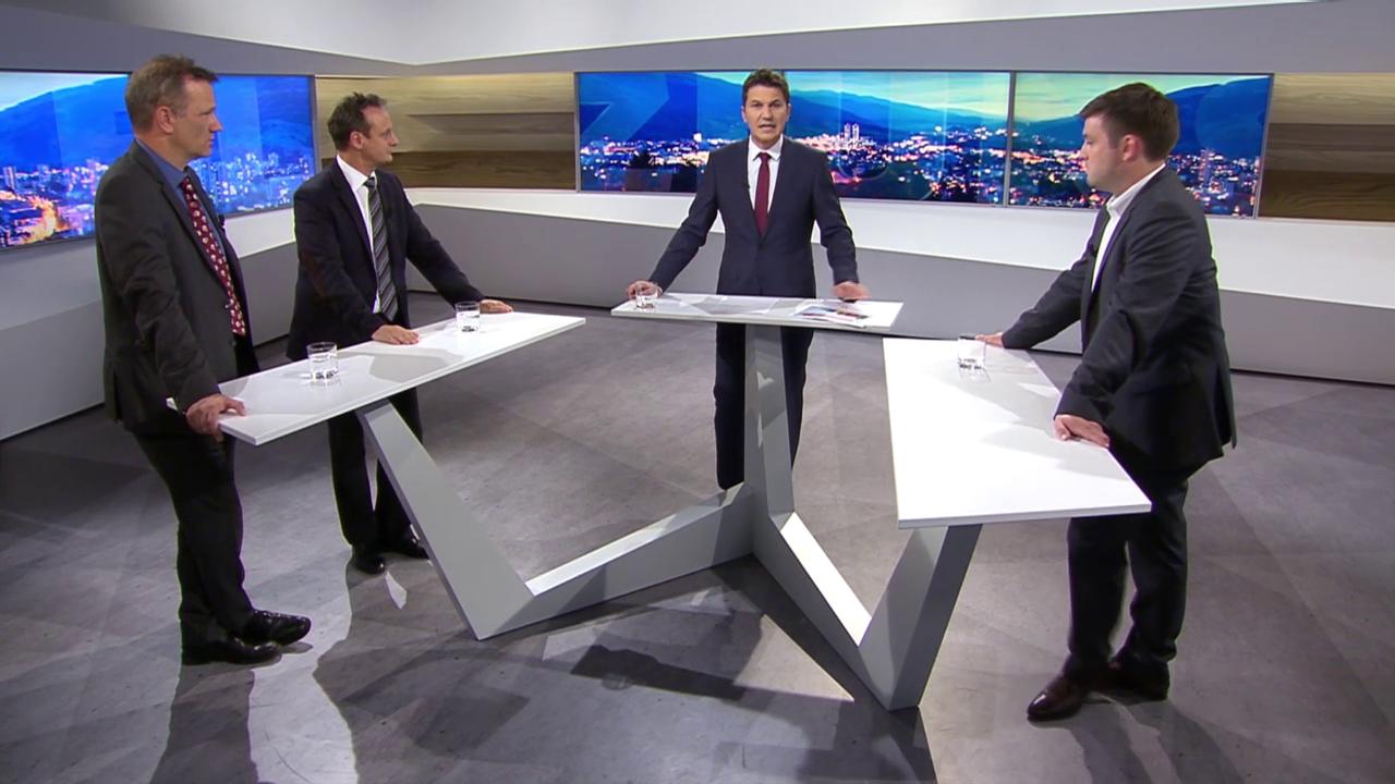 La politica grischuna a Berna