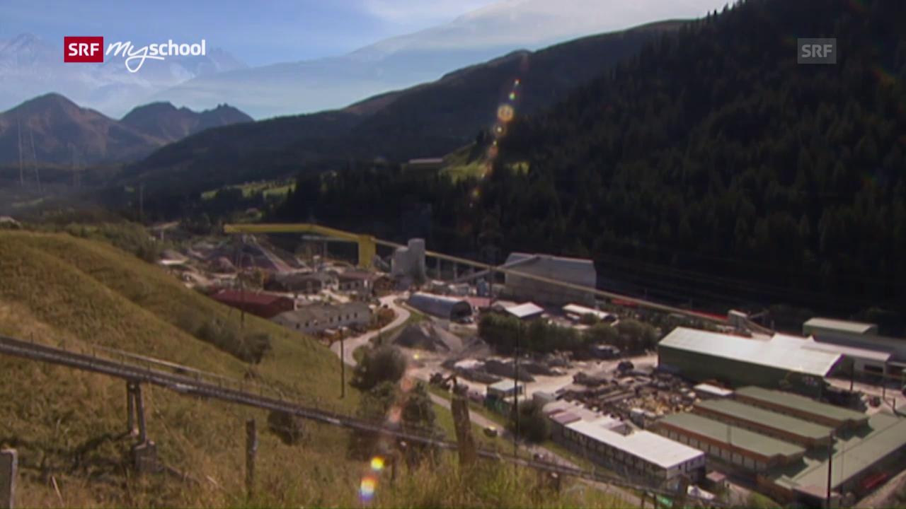 Gotthard-Basistunnel – Umweltschutz: Wo lag die Herausforderung?