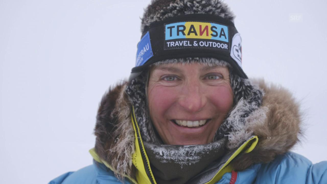 Evelyne Binsack hört auf mit ihren Expeditionen