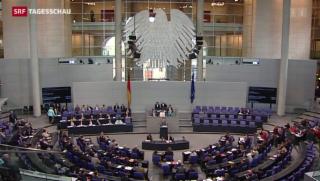 Video «NSA-Affäre im Bundestag» abspielen