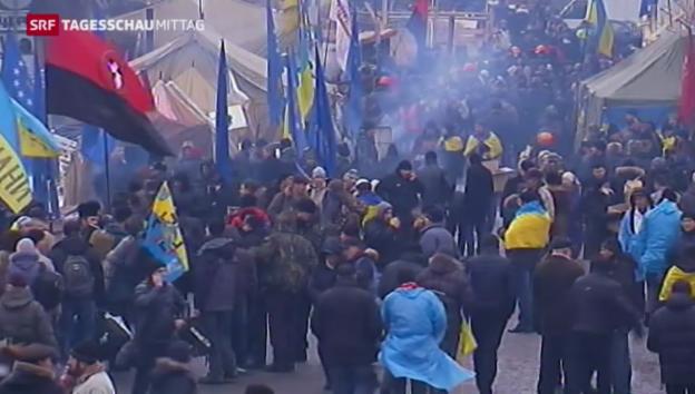 Video «Janukowitsch für EU-Abkommen» abspielen