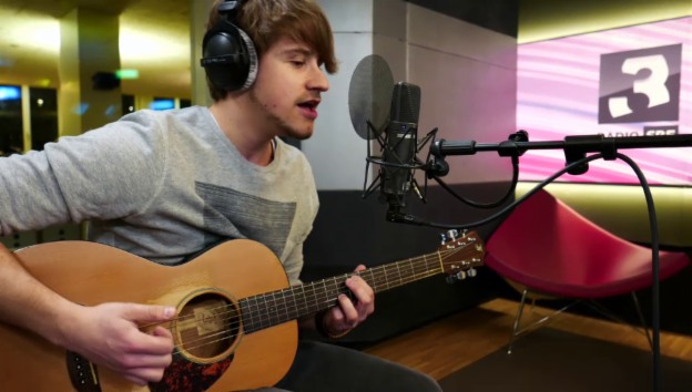 Video «Damian Lynn «When We Do It» – SRF 3 Live Session» abspielen