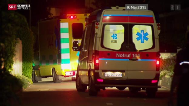 Video «Schweiz aktuell vom 11.05.2015» abspielen